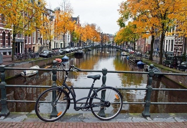 Life for students in Holland