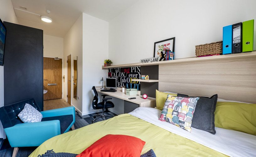Studio Apartments. The Arch Shared Apartments in Liverpool   Downing Students