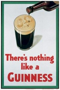 There's Nothing Like Drinking Guinness