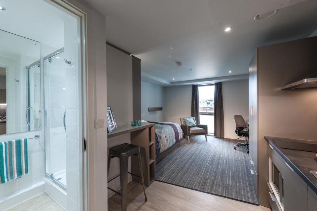 Cityside Student Accommodation In Leeds Downing Students