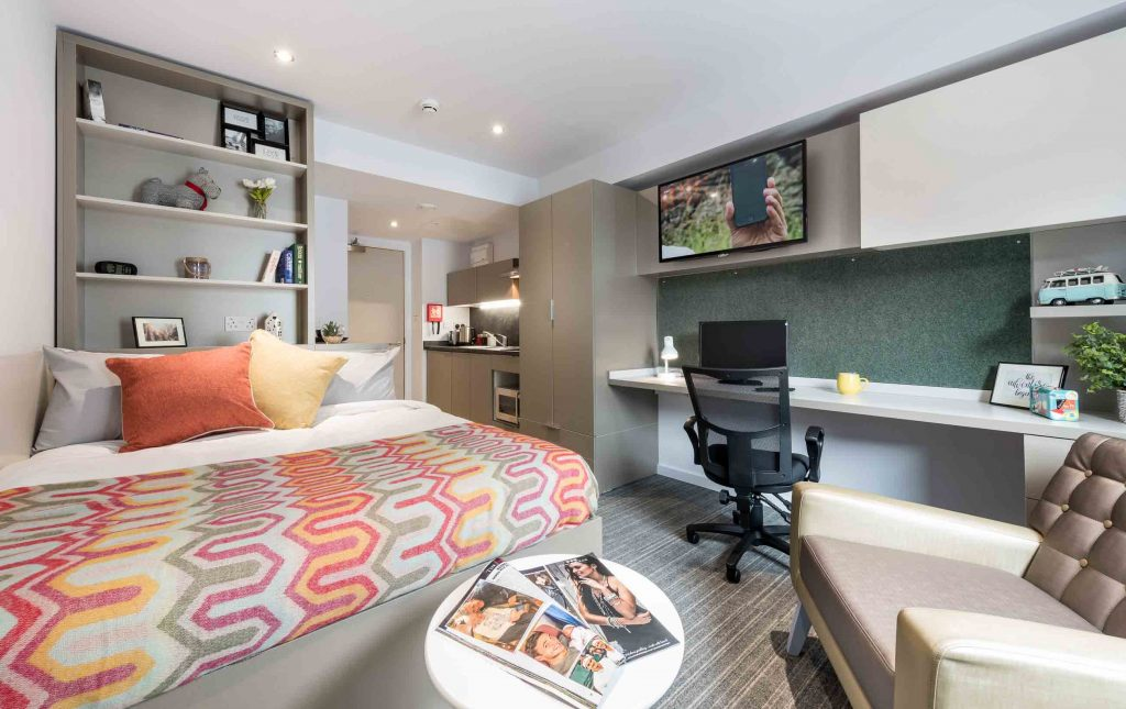 Atlas Student Accommodation Near King S College London
