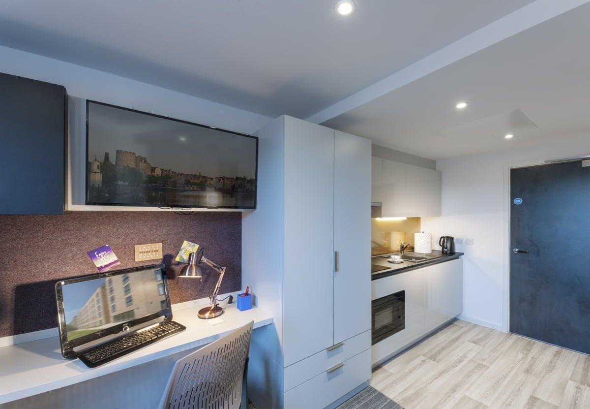 New Park Studio Apartment Bronze