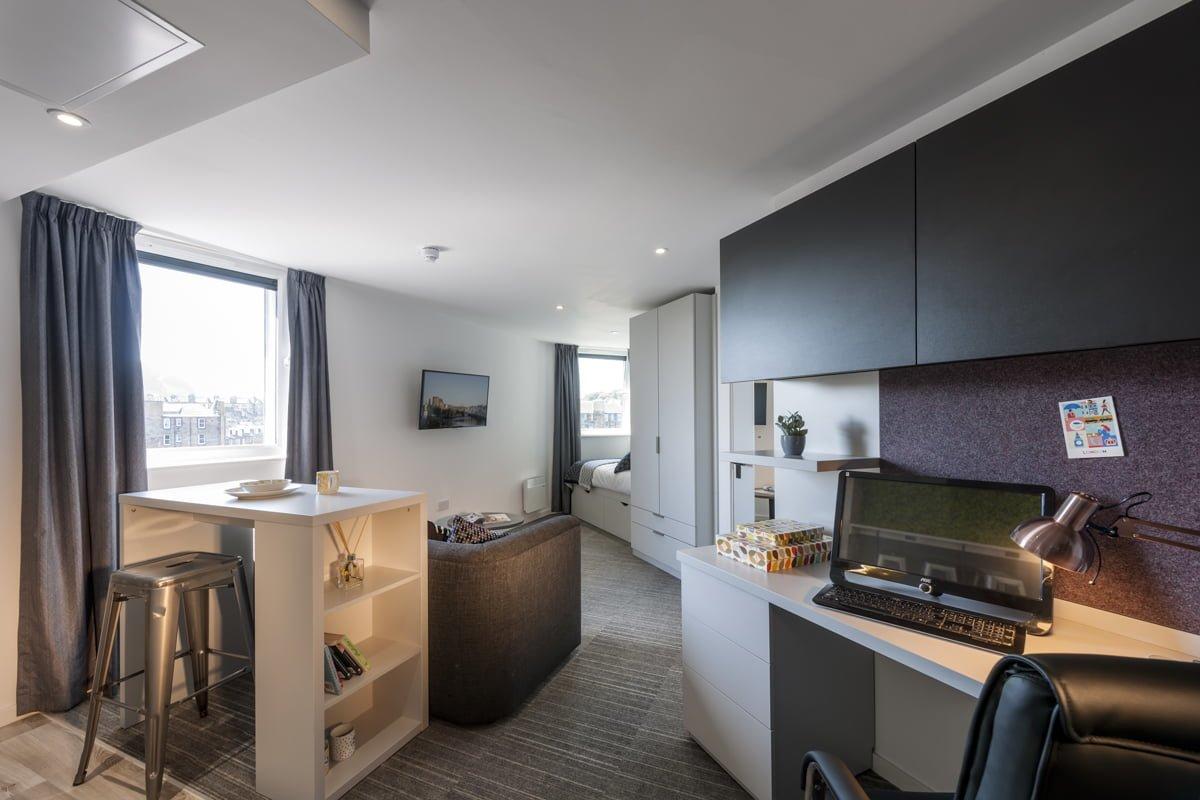New Park Studio Apartment Platinum