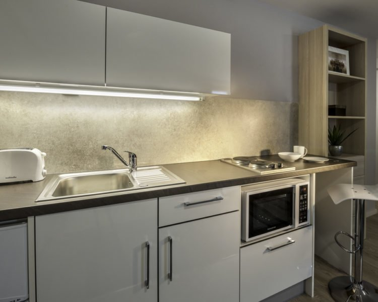 The Electra kitchen