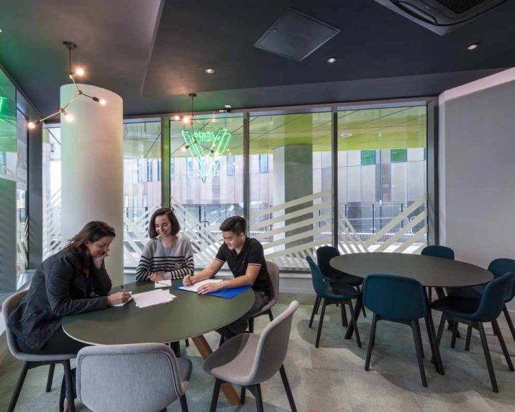 Verde study space