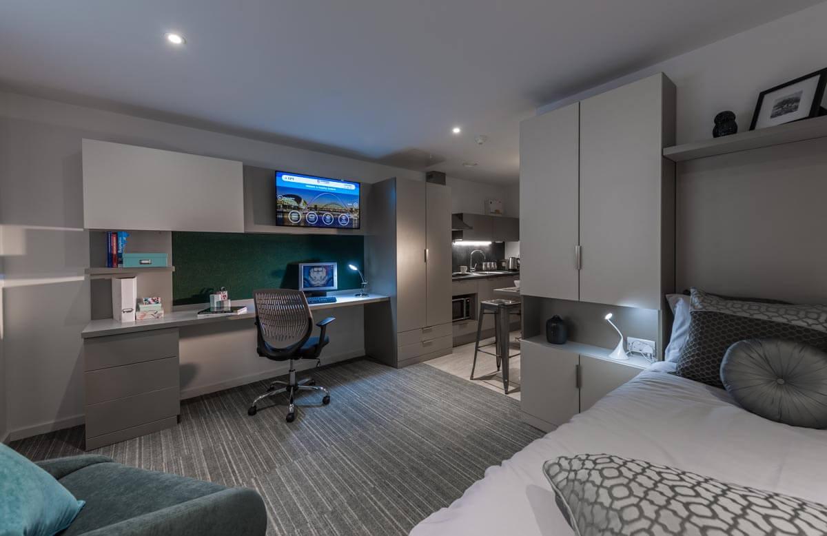 Verde – Studio Apartments