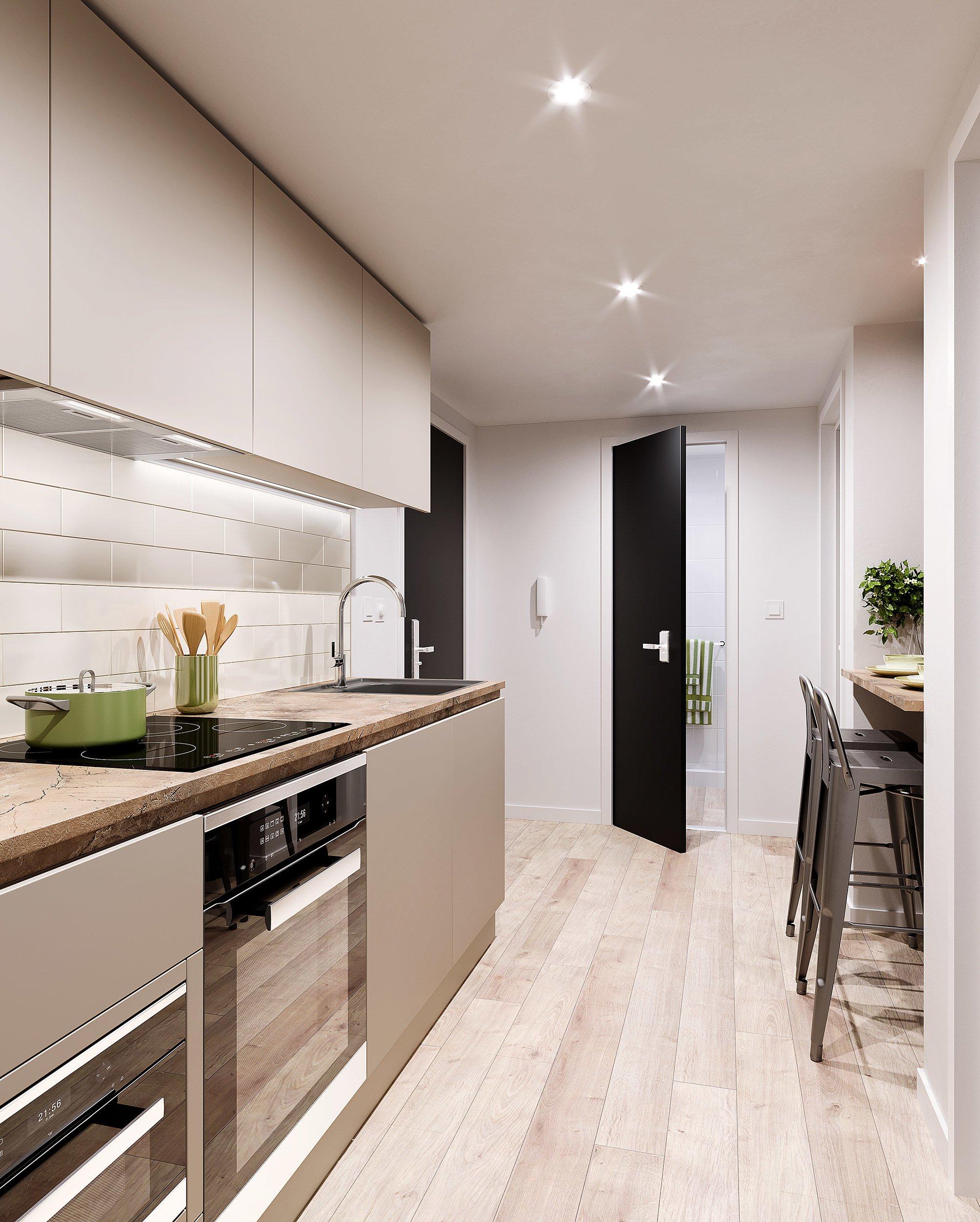 Holbrook Shared Apartment 3dio