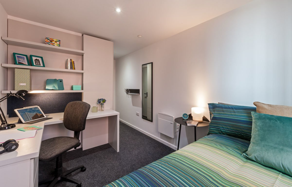 City Village Shared Apartment Standard En-suite Lower Floor