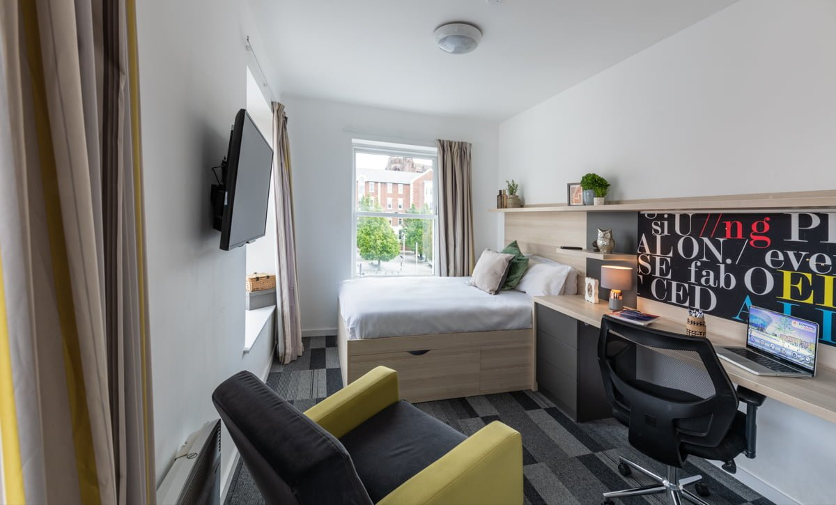 The Arch Studio Apartments Gold