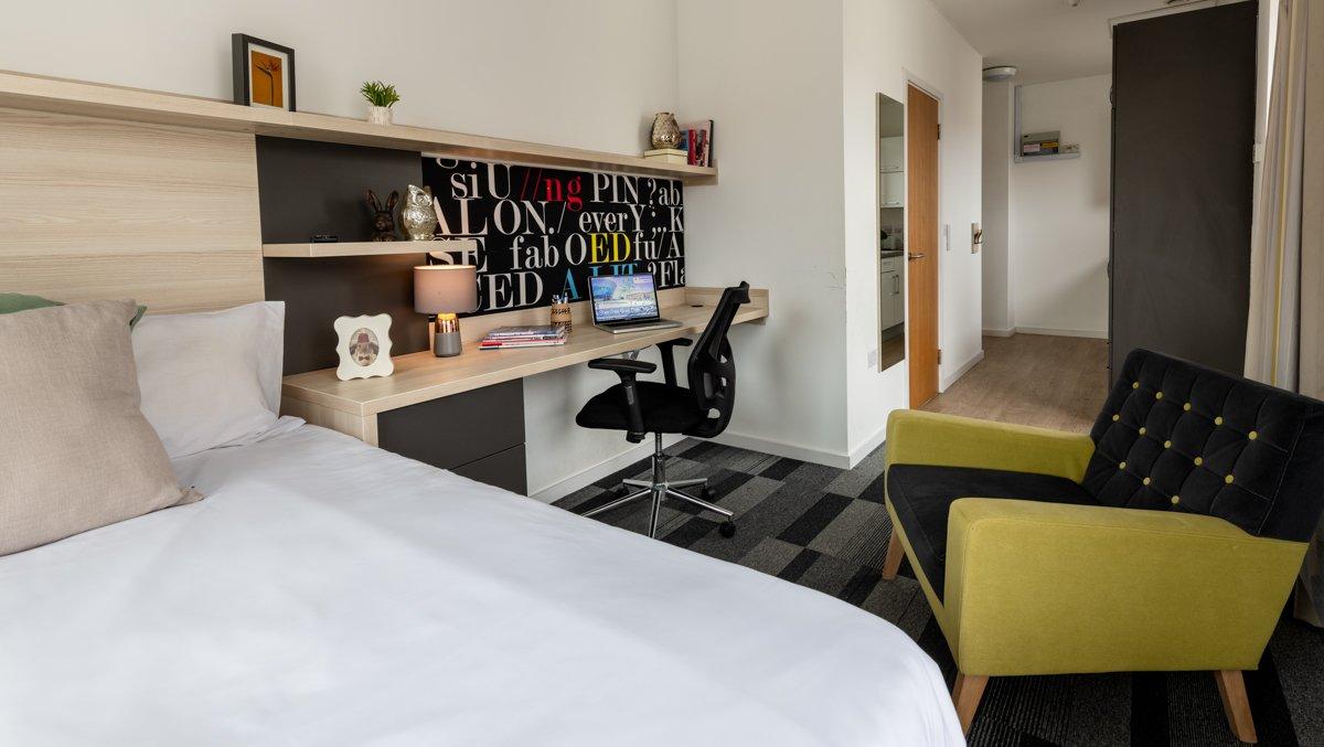 The Arch – Studio Apartments
