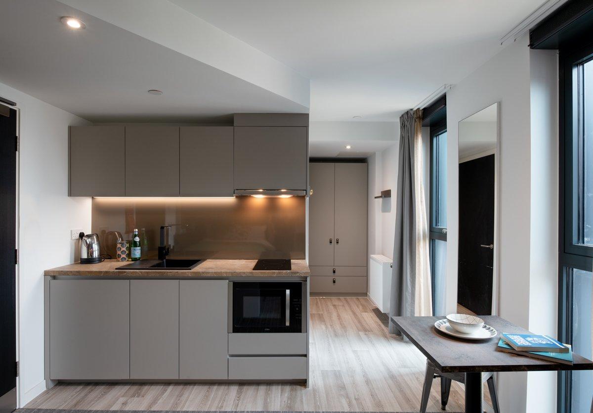 Holbrook Studio Apartment Diamond