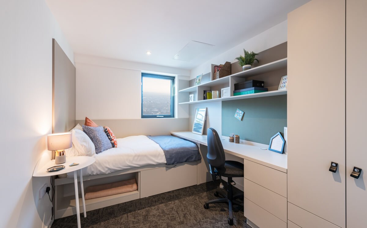 River Street Tower Standard En-suite