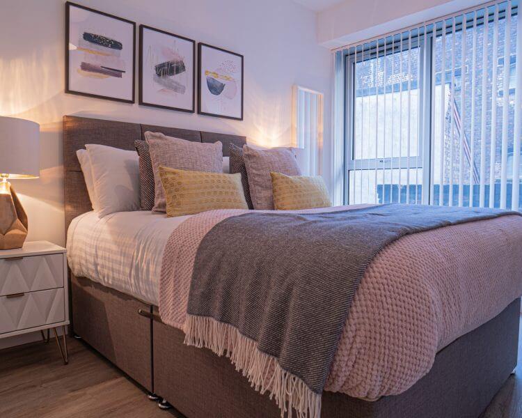 Eden Square Bedroom